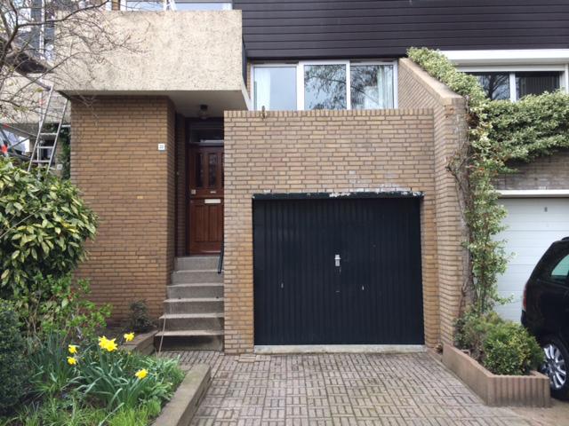 Gevelrenovatie in de Merenwijk in Leiden - Voegen - Gevelreiniging - Impregneren